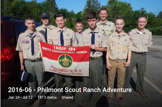 Philmont Scout Ranch Adventure Photo Album